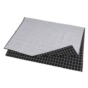 Image 4 - Hot Black Plaid Table Cloth Home Coffee Table Decorative Brief Tablecloth For Home Restaurant Shop Decoration