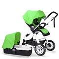 Cheap-Pram do bebê-Carrinhos, Dobrável Luz Carrinho de Bebê, Carrinho de Bebê Portátil Carrinho De Bebê Da Marca, Leve carrinho de Bebê saco de dormir Carrinho de Bebé