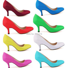 new fashion low heels pumps casual ladies thin heel single shoes font b women s b