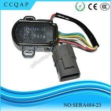 High quality TPS throttle body position sensor for Infiniti SERA484-23