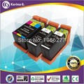 3X Compatible for DELL 21  INK Cartridges Replacemnt DELL 22  23  24 Printer Inkjet Ink V313 V313W V515W P513W P713W V715W
