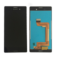 100 Test For Sony Xperia M4 Aqua LCD Display With Touch Screen Digitizer Assembly Free Shipping