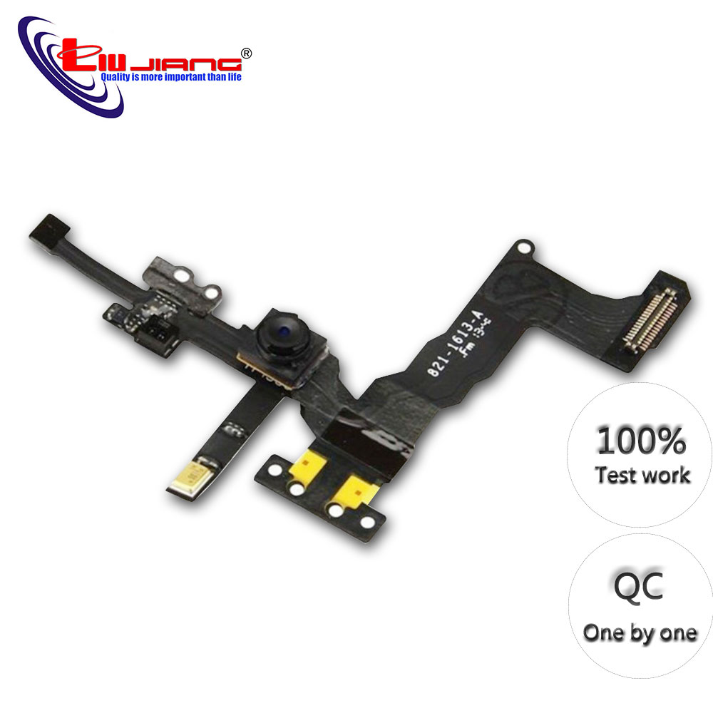 Front Camera Flex Cable For Iphone 5S Mic Flex Cable And Proximity Sensor Light Replacement Parts For Iphone 5S Proximity Sensor
