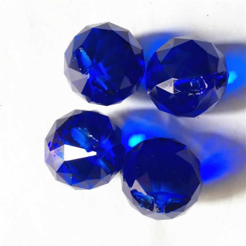 Оптовая продажа 20 мм 50 шт кристаллы части для люстры Стекло шары люстры K9 для хрустальные подвески и свадебные хрустальные лампы, аксессуары
