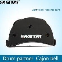 New Drum set accessories drums bell Cajon foot partner percussion instruments partner Cajon bell pedal Guitar Parts Accessories