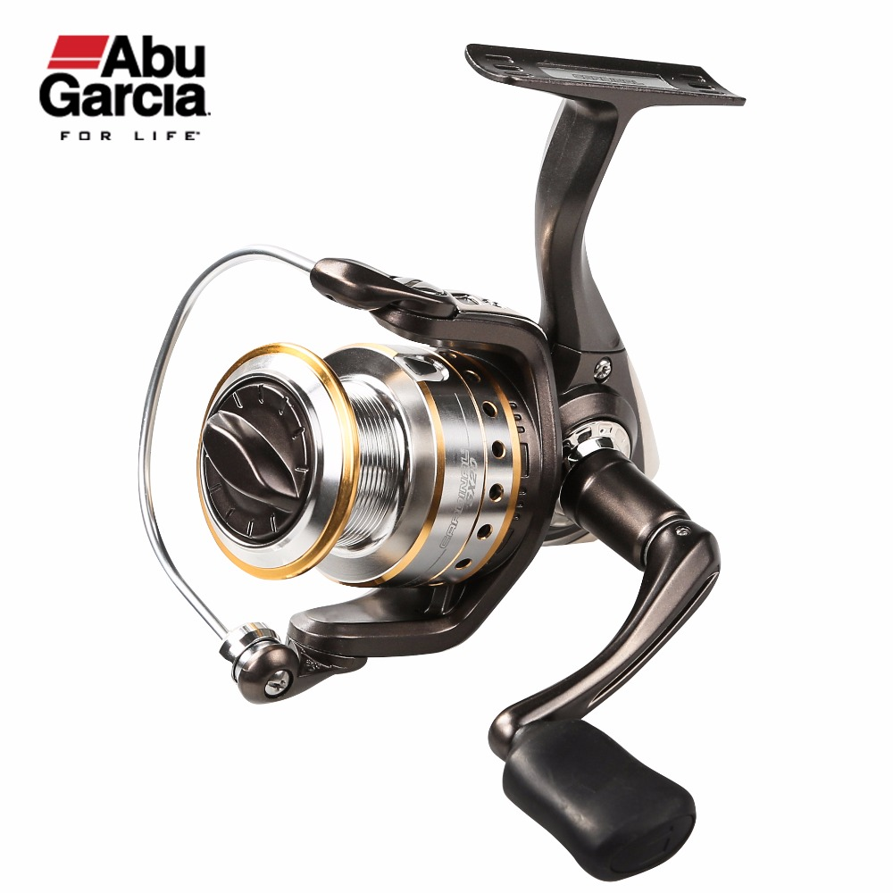 Abu Garcia 100% Original CARDINAL SX Spinning Fishing Reel 500-4000 Front-Drag Fishing Reel 5+1BB 2017 new abu garcia 100