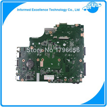 100% original For ASUS K43L Laptop Motherboard with I3 CPU tested well free shipping