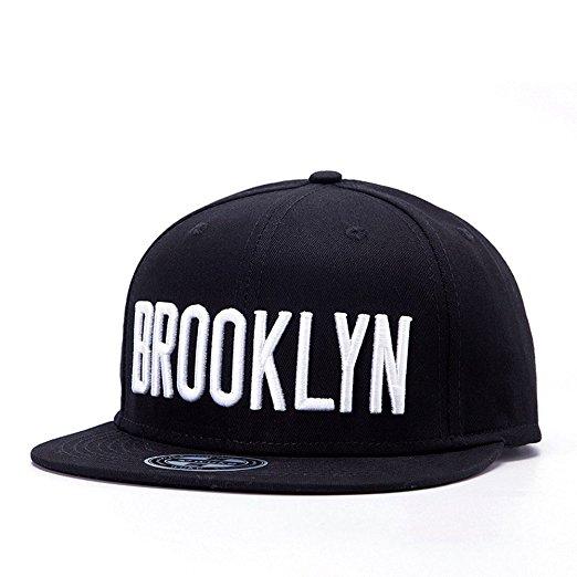 Newest Brooklyn Mens Sun Hat Baseball Caps Women Hats Dad Hat Caps Adjustable