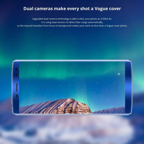 DOOGEE BL12000 SmartPhone MTK6750T Octa Core 4GB+32GB Android 7.1 Cellphone 6.0inch 18:9 Touch Screen Dual Camera Mobile Phone Karachi