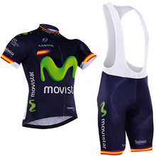 2016 Movistar cycling jersey ropa clismo hombre abbigliamento ciclismo mountain bike maillot ciclismo cycling clothing sportsman