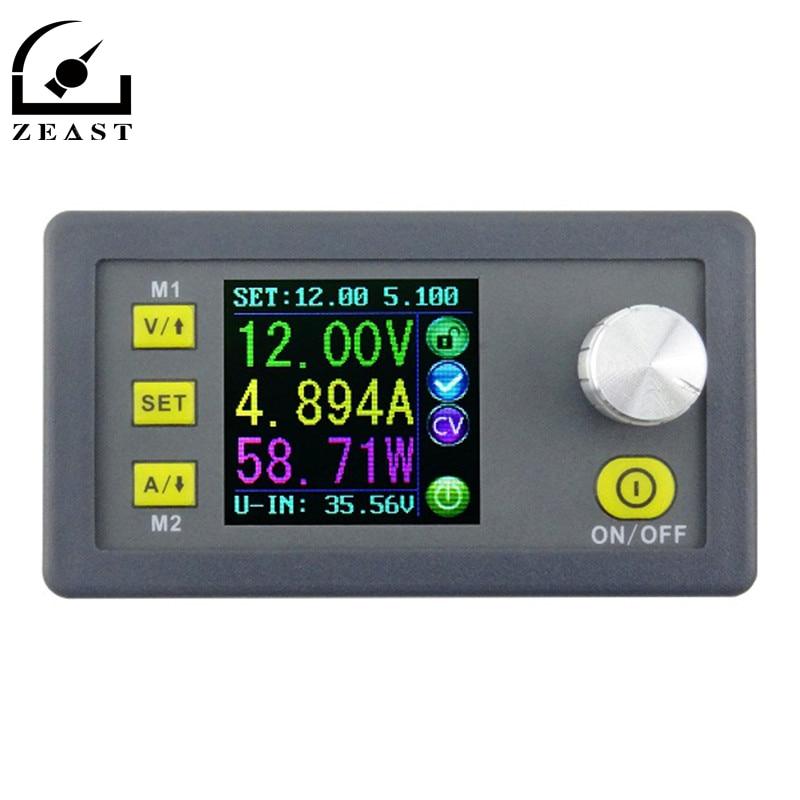 DPS3005 Tension Constante de courant Programmable module D'alimentation buck convertisseur de Tension couleur LCD voltmètre