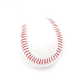 9 Handmade Bolas de PVC & PU Superior Hard & Soft Bolas de Exercício de Treinamento de Beisebol