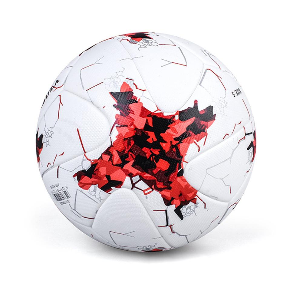 f2481b15f 2018 Russia World Cup Design Football Official Size 5 Cup Football UEFA  Champions League Training Competition