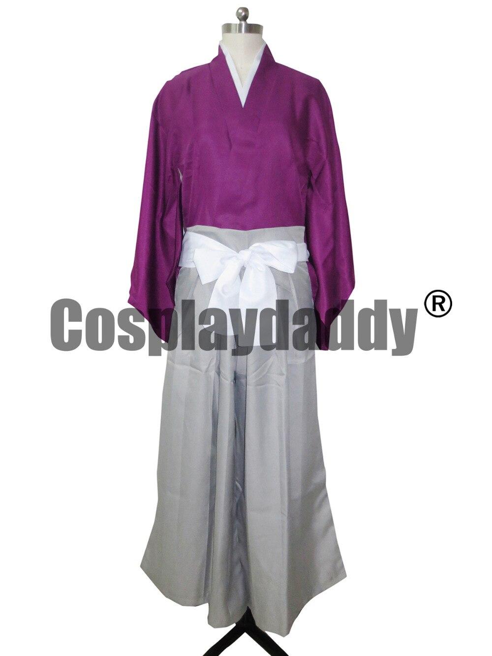 Anime Hakuouki Hijikata Toshizo Cosplay Costume Japan Kimono Costume
