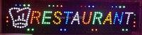CHENXI ресторан магазин светодиодный знак Прямая продажа графика 15 мм Крытый ультра яркий мигающий 10x47 дюймов светодиод под открытым небом