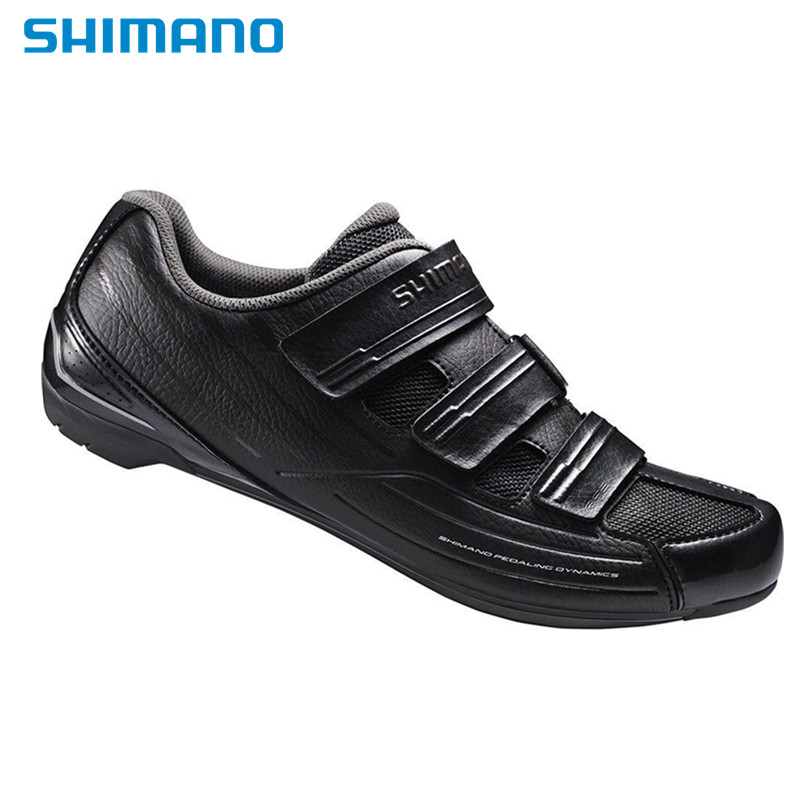 2016 Shimano Road SH RP2 SPD SL Dynalast Cycling Bike Men Shoes Black white-in Cycling Shoes from Sports & Entertainment    1