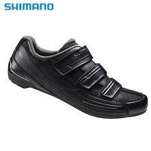 2016 Shimano Road SH-RP2 SPD-SL Dynalast Cycling Bike Men Shoes Black white аксессуар shimano sh rc900