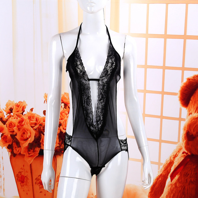 Women Erotic underwear sexy lingerie set hot lace