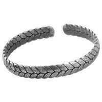 AP 9 Hot Sale Charming Heart Bracelets&Bangles For Women Girls Gold Silver Color Metal Bracelets Statement Jewelry Wholesale