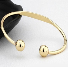 hot deal buy copper magnetic bangle health care bracelets for women health magnet bracelet open cuff bangle blanks charm jewelry gifts