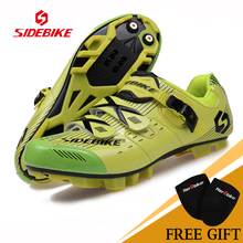 2017 NEW Professional Breathable Bicycle MTB Cycling Shoes Men Women Mountain Bike Racing Athletic Shoes SIDEBIKE