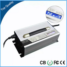 2KW 72 v 20a cargador de batería de coche de 72 voltios cargador de batería de $ number años de garantía