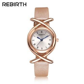 REBIRTH Women's Watches Bracelet Ladies Watch Women Watches For Women Fashion Roman Number Clock relogio feminino bayan saat 1