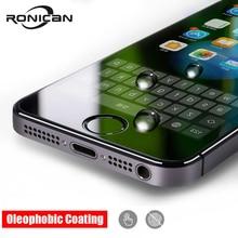 Najwyższej jakości przeciwwybuchowe szkło hartowane ochrona dla iphone 5 5S SE osłona ekranu dla iphone 5S SE 5C folia ochronna ze szkła