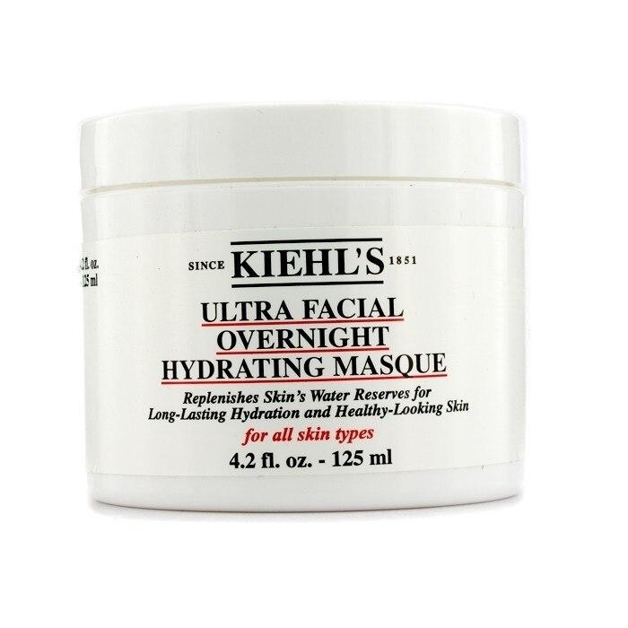 Kiehl's - Ultra Facial Overnight Hydrating Masque - For All Skin Types пилинг gigi peeling ptca for all skin types