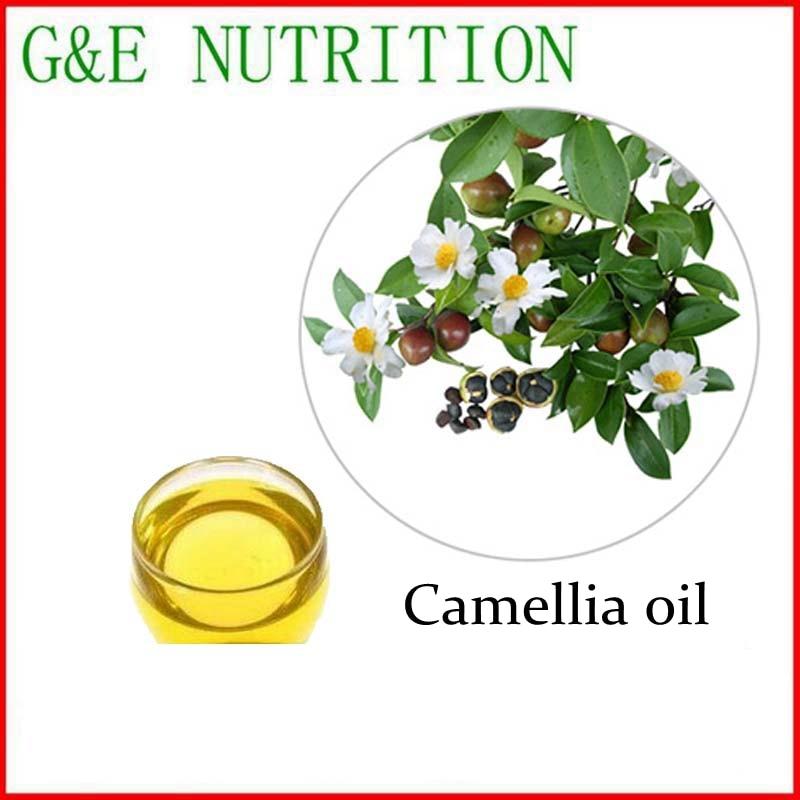100% natural& factory price Camellia Seed Oil - 100% Pure Tsubaki Oil - Cold Pressed, Or ...