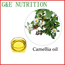 100% natural& factory price Camellia Seed Oil - 100% Pure Tsubaki Oil - Cold Pressed, Organic Nourish(China)