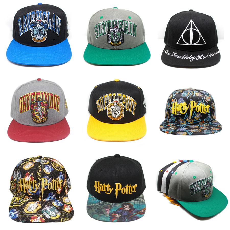 681a089611e Detail Feedback Questions about Adult s Harri potter HP canvas Trucker hat  Baseball Cap Adjustable Hat Hip Hop Hat Snap hat Cosplay Costumes Christmas  gift ...