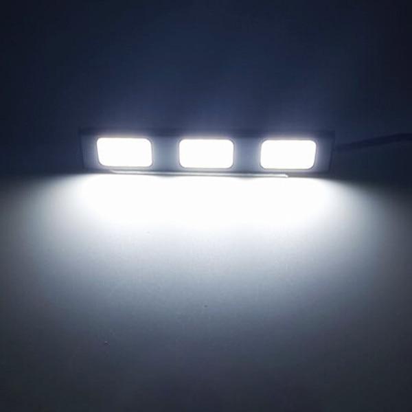 2бр. / Много нови водоустойчиви COB - Автомобилни светлини - Снимка 4