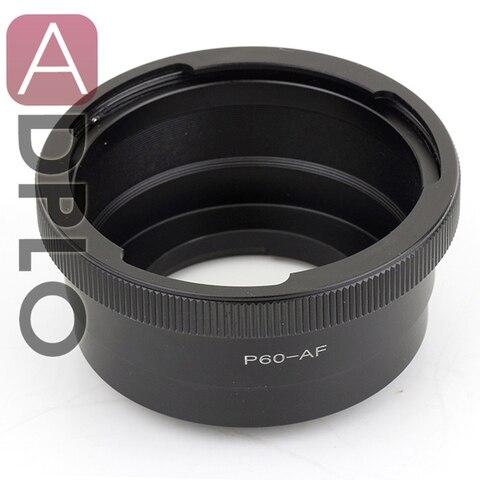 Adaptador de Lente Terno para Kiev Trabalho para Sony Pixco Pentacon Lente Minolta ma Sony Alpha A58 A65 A57 A77 60 6
