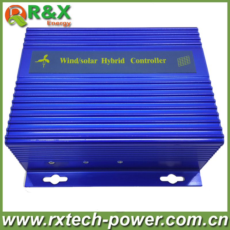 600W Max wind font b solar b font hybrid charge controller for 600w windmill and 300W