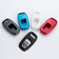 For A4L A5 Q3 Q5 A6 A6L A7 A8 A8L Car Styling Cover Detector ABS Paint