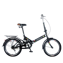 [TB01]20 inch folding bicycle permanent bicycle shock absorb