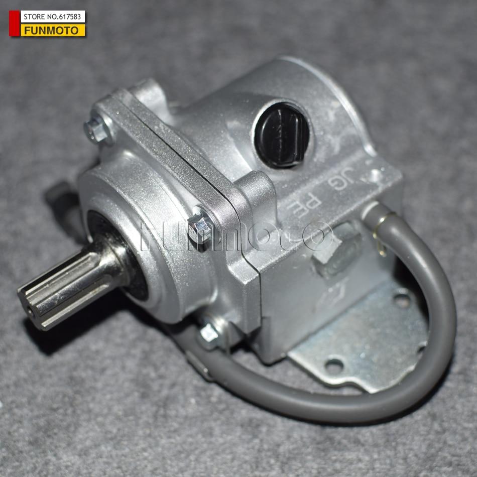 Коробка передач реверс коробка или коробка передач модели 250cc квадроцикл моста