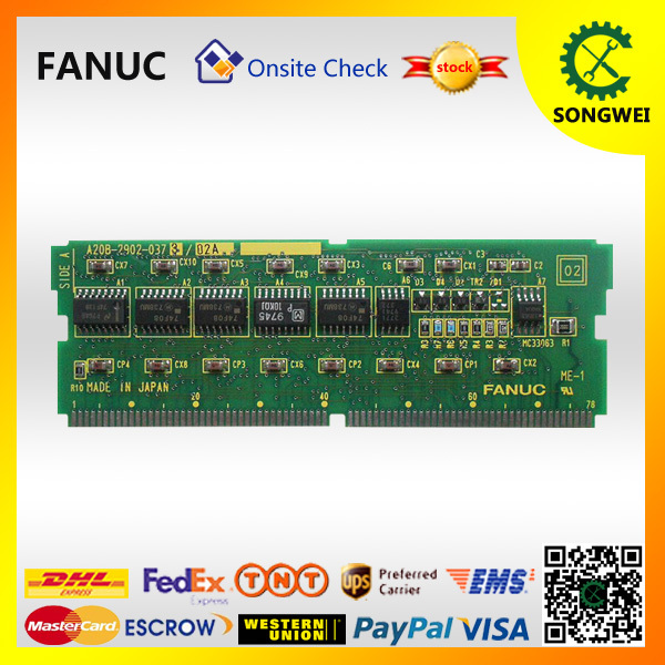 CNC kits card A20B-2902-0373 Fanuc pcb circuit board cnc контроллер fanuc a20b 8200 0540 a20b 8200 0540