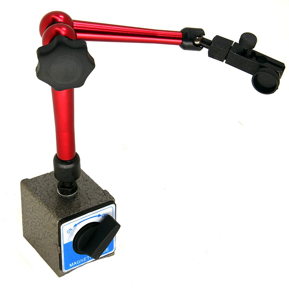 Height 350mm Universal Flexible Magnetic Base Holder Stand Tool For Dial Indicator Lever Dial Indicator Test