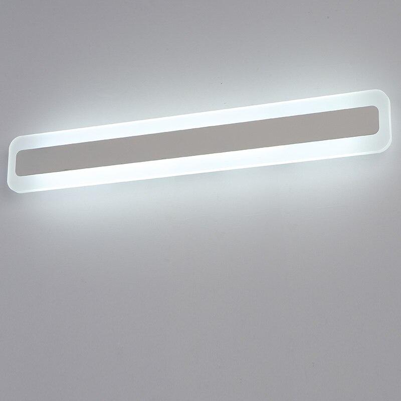 Modern led mirror lights water fog mirror front lamps bathroom lights 60 80 100 120 sales