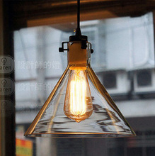 Buy blown glass pendant lights and get free shipping on aliexpress luals simple fashion blown glass pendant lamp pendant lighting contain edison bulb aloadofball Images