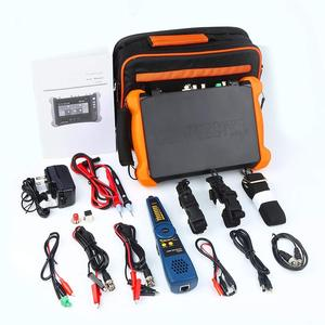 Image 5 - Monitor de 8 pulgadas H.265 4K, HD, IP, CCTV, CVBS, AHD, CVI, TVI, SDI, cámara, multímetro de 8MP, fibra óptica, VFL, TDR, WIFI, ONVIF, HDMI, POE