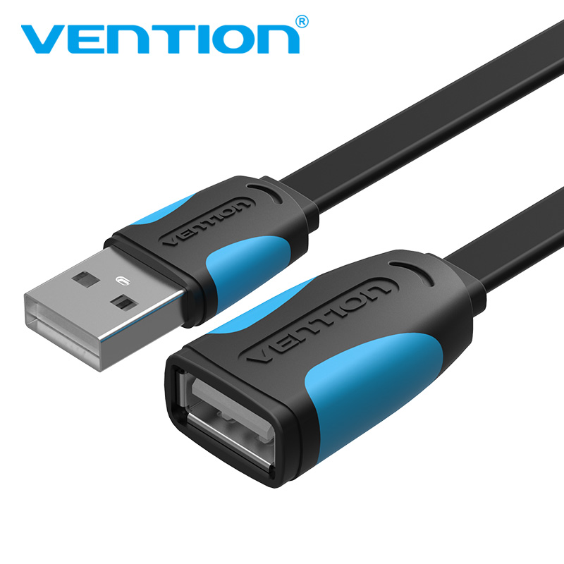 Vention USB2 0 3 0 Extension Cable Male to Female Extender Cable Fast Speed USB3 0