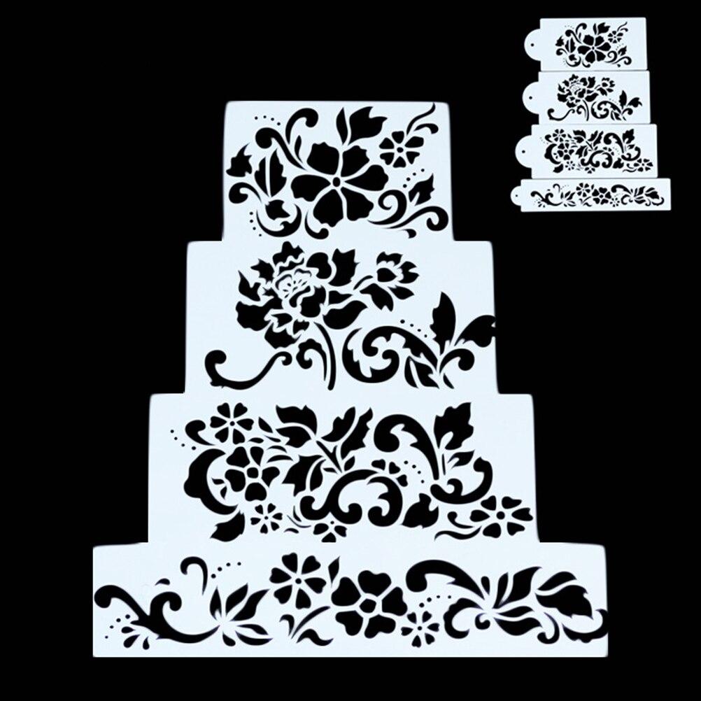 Hollow Painting Inkjet Template Tool Diy Painting Template Painting Tool 74071 M Baking Accs. & Cake Decorating