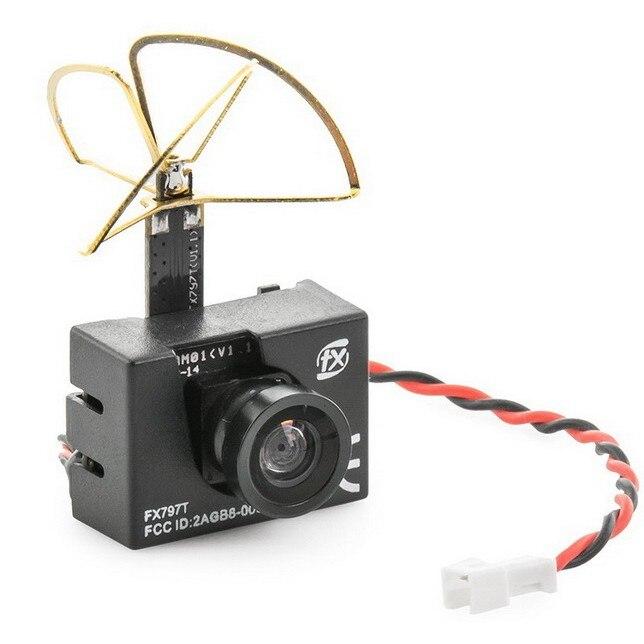 FX797T Micro FPV Camera 600TVL & 5.8GHz 40CH 25mW VTX FPV Accessory For Multirotor