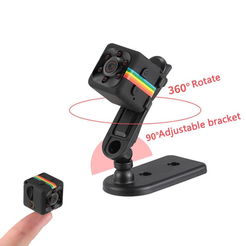 SQ11 Mini Camera Car DVR 12MP Motion Sensor Full HD 1080P Camcorder Night Vision Camera Aerial Sports DV Voice Video Record
