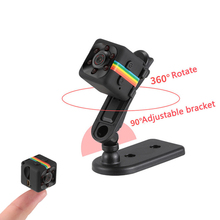 SQ11 Mini Camera Car DVR 12MP Motion Sensor Full HD 1080P Camcorder Night Vision Camera Aerial Sports DV Voice Video Record