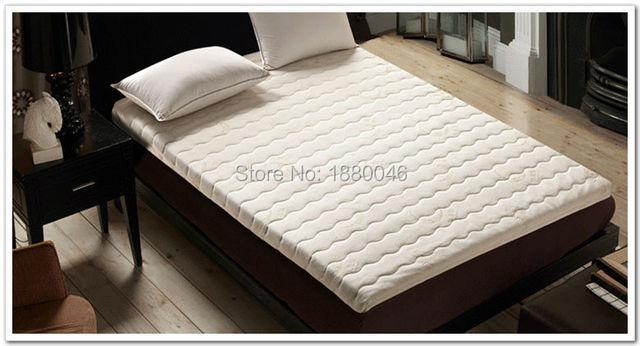 Nueva llegada del Envío Libre del CCSME 7 cm Memoria colchón de algodón de memoria espacio rebote lento esponja estera cama colchón engrosamiento del personalizar