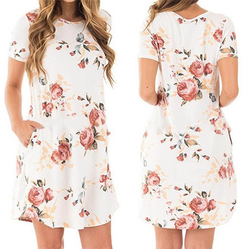 2018 Summer Dress Women Sexy Mini Beach Bandage Dress Bodycon Holiday Backless Party Dress Sleeveless Vestidos Wholesale #M20 (1)